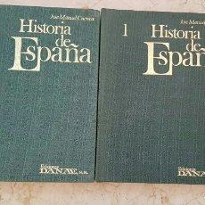 Enciclopedias de segunda mano: HISTORIA DE ESPAÑA DE JOSÉ MANUEL CUENCA. Lote 223332241
