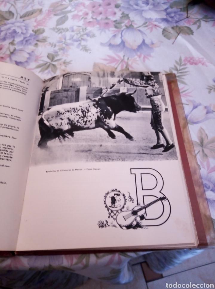Enciclopedias de segunda mano: Muy interesante libro Encyclopedia de la corrida. Por A. La front. Año 1950 - Foto 3 - 223442655