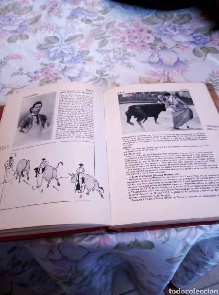 Enciclopedias de segunda mano: Muy interesante libro Encyclopedia de la corrida. Por A. La front. Año 1950 - Foto 4 - 223442655