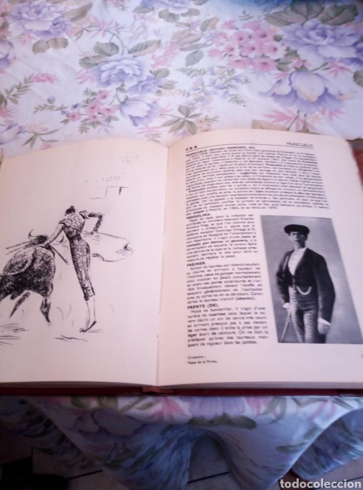 Enciclopedias de segunda mano: Muy interesante libro Encyclopedia de la corrida. Por A. La front. Año 1950 - Foto 5 - 223442655