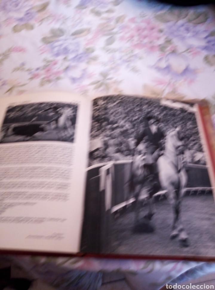 Enciclopedias de segunda mano: Muy interesante libro Encyclopedia de la corrida. Por A. La front. Año 1950 - Foto 6 - 223442655