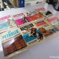 Enciclopedias de segunda mano: LOTE 8... EN 25.000 PALABRAS.. Lote 223904177