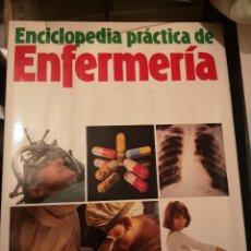 Enciclopedias de segunda mano: 6 TOMOS ENCICLOPEDIA PRÁCTICA DE LA ENFERMERÍA. SALVAT. 6 TOMOS. Lote 224119667