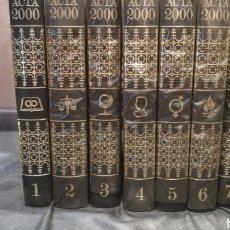 Enciclopedias de segunda mano: ACTA 200O - COLECCIÓN COMPLETA - EDICIONES RIALP S.A 1970. Lote 224243858