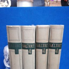 Livros em segunda mão: DICCIONARIO ENCICLOPÉDICO SALVAT COMPUESTO POR 4 TOMOS , EDICIÓN DE 1967, COMPLETA.. Lote 224422096