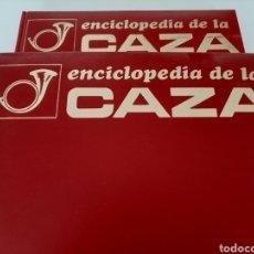 Enciclopedias de segunda mano: ENCICLOPEDIA DE LA CAZA. Lote 224580518