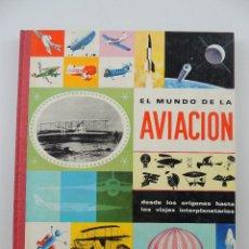 Livros em segunda mão: ENCICLOPEDIA EL MUNDO DE LA AVIACION EDITORIAL TIMUS MAS. Lote 224858718