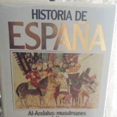 Enciclopedias de segunda mano: ENCICLOPEDIA HISTORIA DE ESPAÑA. Lote 224864903