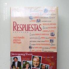 Enciclopedias de segunda mano: RESPUESTAS. Lote 225008292