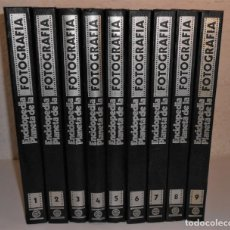 Enciclopedias de segunda mano: ENCICLOPEDIA PLANETA DE LA FOTOGRAFÍA, LOS 9 TOMOS, COMPLETA - 3.780 PÁGINAS : PAGINADO SEGUIDO. Lote 226290735