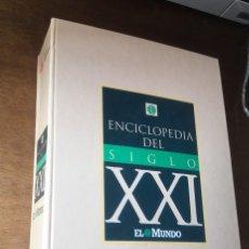 Enciclopedias de segunda mano: ENCICLOPEDIA DEL SIGLO XXI. Lote 226472924