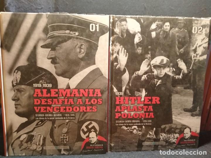 Enciclopedias de segunda mano: Segunda Guerra Mundial 1936- 1945. Lb12 - Foto 3 - 227211690