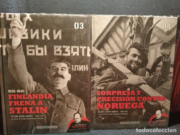 Enciclopedias de segunda mano: Segunda Guerra Mundial 1936- 1945. Lb12 - Foto 4 - 227211690