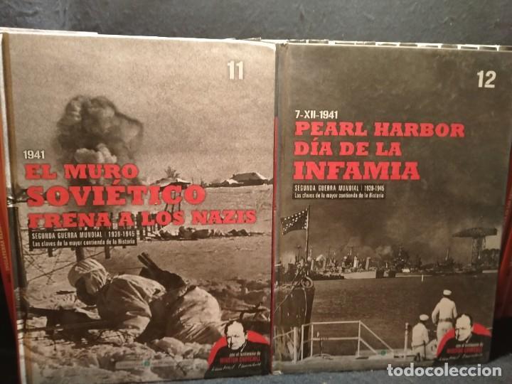 Enciclopedias de segunda mano: Segunda Guerra Mundial 1936- 1945. Lb12 - Foto 8 - 227211690