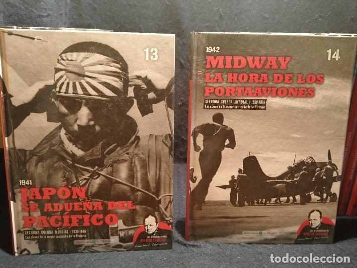 Enciclopedias de segunda mano: Segunda Guerra Mundial 1936- 1945. Lb12 - Foto 9 - 227211690