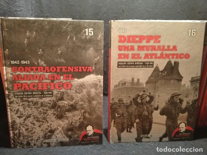 Enciclopedias de segunda mano: Segunda Guerra Mundial 1936- 1945. Lb12 - Foto 10 - 227211690