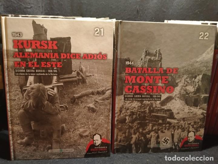 Enciclopedias de segunda mano: Segunda Guerra Mundial 1936- 1945. Lb12 - Foto 13 - 227211690
