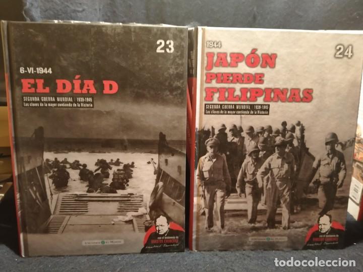 Enciclopedias de segunda mano: Segunda Guerra Mundial 1936- 1945. Lb12 - Foto 14 - 227211690