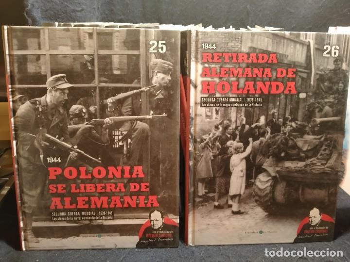 Enciclopedias de segunda mano: Segunda Guerra Mundial 1936- 1945. Lb12 - Foto 15 - 227211690
