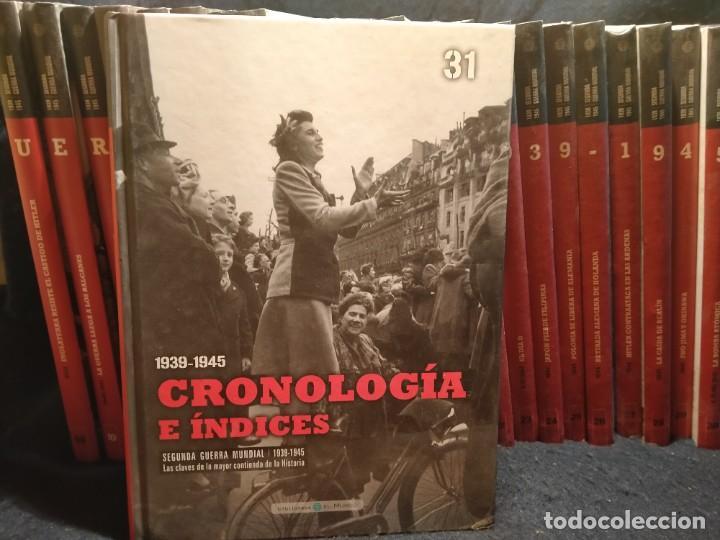 Enciclopedias de segunda mano: Segunda Guerra Mundial 1936- 1945. Lb12 - Foto 18 - 227211690