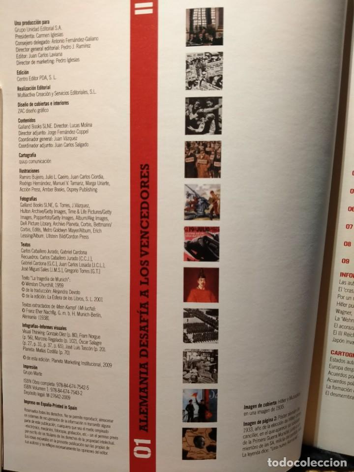 Enciclopedias de segunda mano: Segunda Guerra Mundial 1936- 1945. Lb12 - Foto 19 - 227211690