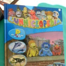 Enciclopedias de segunda mano: LUNNICLOPEDIA Nº9 - D DE DAMAS A DVD - PLANETA DEAGOSTINI. Lote 227470320