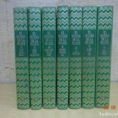 Enciclopedias de segunda mano: ENCICLOPEDIA EL MUNDO DE LA MUJER. Lote 227540520