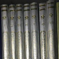 Enciclopedias de segunda mano: 7 TOMOS (COMPLETA) ENCICLOPEDIA GEOMUNDO. Lote 227621315