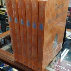 Enciclopedias de segunda mano: TESOROS DE LA HUMANIDAD. GRANDES CIVILIZACIONES. 6 TOMOS. A-ENC-508-SF. Lote 228326370