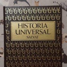 """Livros em segunda mão: ENCICLOPEDIA HISTORIA UNIVERSAL SALVAT - TOMO 19 """"ASIA Y LOS PAÍSES ISLÁMICOS EN LA EDAD MODERNA"""". Lote 228959545"""