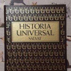 """Livros em segunda mão: ENCICLOPEDIA HISTORIA UNIVERSAL SALVAT - TOMO 26 """"EUROPA Y NORTEAMÉRICA EN EL SIGLO XX: EL PERIODO D. Lote 228961650"""
