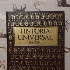 """Livros em segunda mão: ENCICLOPEDIA HISTORIA UNIVERSAL SALVAT - TOMO 27 """"EUROPA Y NORTEAMÉRICA EN EL SIGLO XX: DE LA 2ª GUE. Lote 228962175"""