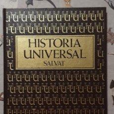 "Livros em segunda mão: ENCICLOPEDIA HISTORIA UNIVERSAL SALVAT - TOMO 30 ""AMERICA LATINA CONTEMPORANEA Y OCEANÍA"". Lote 228962320"