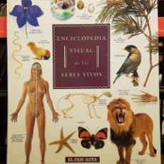 Enciclopedias de segunda mano: ENCICLOPEDIA VISUAL SERES VIVOS - EL PAIS. Lote 229011950