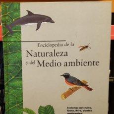 Enciclopedias de segunda mano: ENCICLOPEDIA DE LA NATURALEZA Y DEL MEDIO AMBIENTE - EL PERIODICO. Lote 229012290