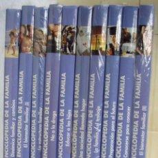 Enciclopedias de segunda mano: GRAN ENCICLOPEDIA DE LA FAMILIA - COMPLETA - ED. NAUTA 2005 INCLUYE DISCO - VER DESCRIPCIÓN Y FOTOS. Lote 229589635