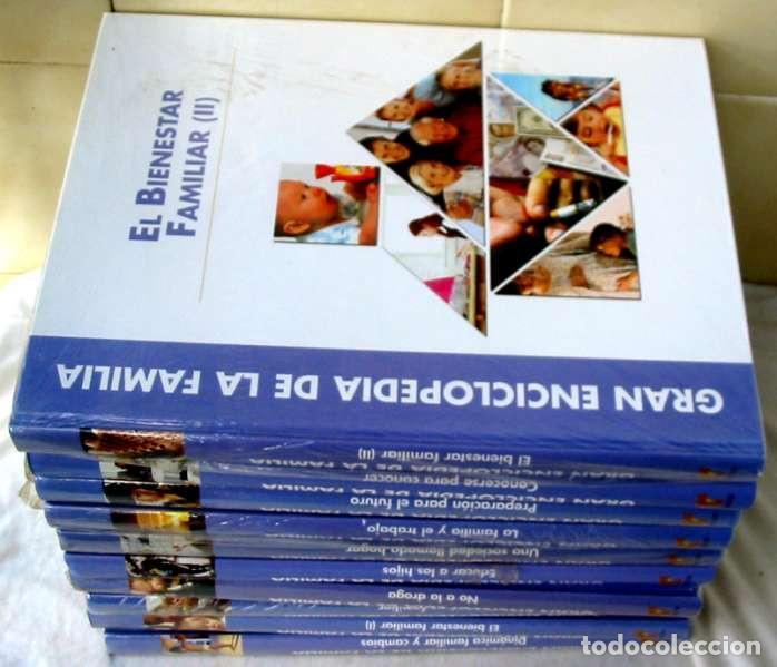 Enciclopedias de segunda mano: GRAN ENCICLOPEDIA DE LA FAMILIA - COMPLETA - ED. NAUTA 2005 INCLUYE DISCO - VER DESCRIPCIÓN Y FOTOS - Foto 2 - 229589635