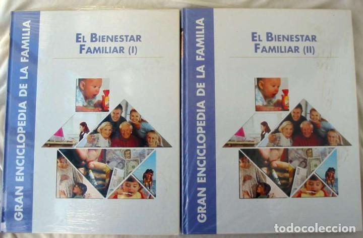 Enciclopedias de segunda mano: GRAN ENCICLOPEDIA DE LA FAMILIA - COMPLETA - ED. NAUTA 2005 INCLUYE DISCO - VER DESCRIPCIÓN Y FOTOS - Foto 3 - 229589635