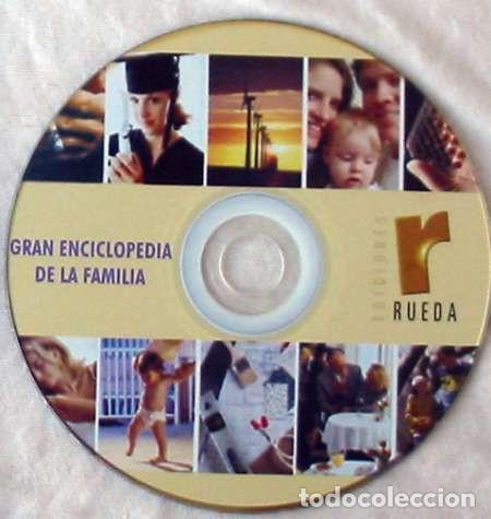 Enciclopedias de segunda mano: GRAN ENCICLOPEDIA DE LA FAMILIA - COMPLETA - ED. NAUTA 2005 INCLUYE DISCO - VER DESCRIPCIÓN Y FOTOS - Foto 4 - 229589635