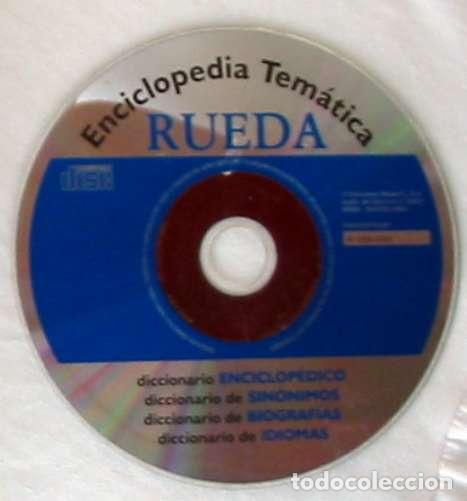 Enciclopedias de segunda mano: ENCICLOPEDIA TEMÁTICA RUEDA - COMPLETA - ED. NAUTA 2003 - VER DESCRIPCIÓN Y FOTOS - Foto 3 - 229586905