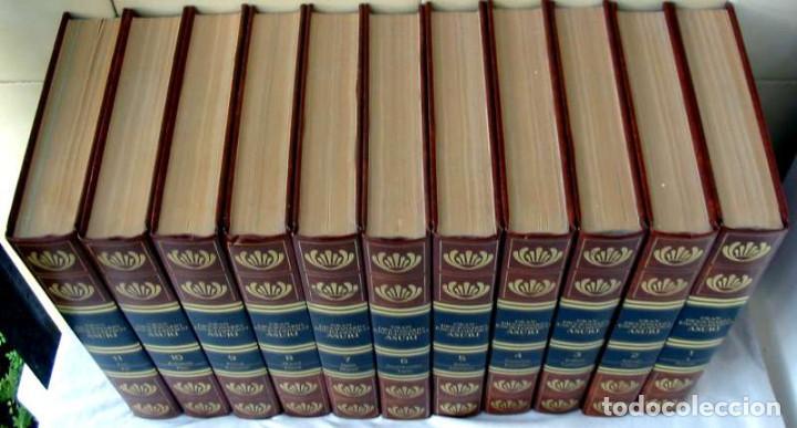Enciclopedias de segunda mano: GRAN DICCIONARIO ENCICLOPÉDICO ASURI - COMPLETA 11 TOMOS - VER DESCRIPCIÓN Y FOTOS - Foto 2 - 229687060