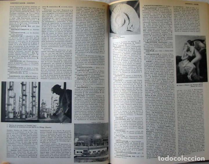 Enciclopedias de segunda mano: GRAN DICCIONARIO ENCICLOPÉDICO ASURI - COMPLETA 11 TOMOS - VER DESCRIPCIÓN Y FOTOS - Foto 4 - 229687060