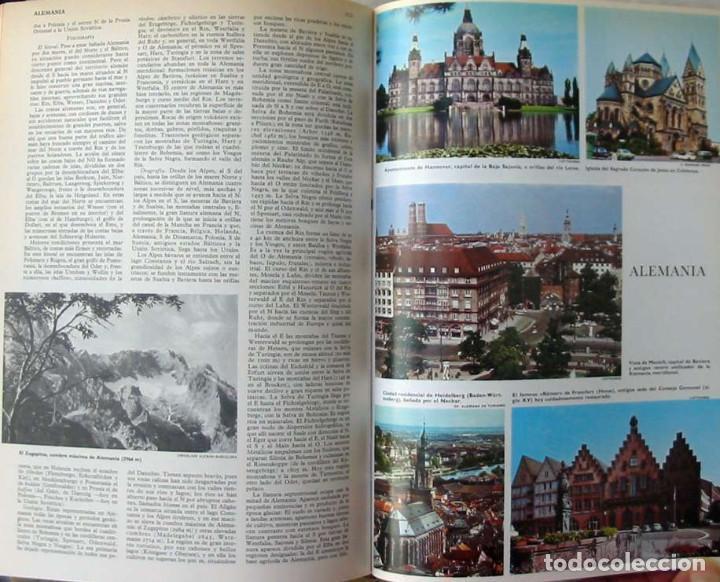 Enciclopedias de segunda mano: GRAN DICCIONARIO ENCICLOPÉDICO ASURI - COMPLETA 11 TOMOS - VER DESCRIPCIÓN Y FOTOS - Foto 6 - 229687060
