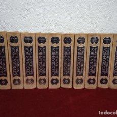 Enciclopedias de segunda mano: GRAOGRAPHICA. EL HOMBRE Y LA TIERRA. 10 TOMOS. EDITORIAL PLAZA&JANE. AÑO 1974. Lote 230372910