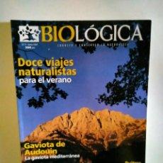 Enciclopedias de segunda mano: REVISTA BIOLÓGICA 1997. LB 32. Lote 230822175