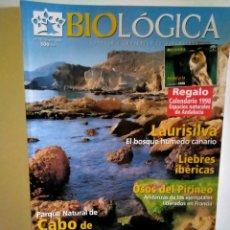 Enciclopedias de segunda mano: REVISTA BIOLÓGICA 1998. LB 32. Lote 230823280