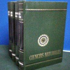 Enciclopedias de segunda mano: ENCICLOPEDIA CIENCIAS NATURALES. Lote 231370880