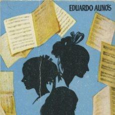 Livres d'occasion: EDUARDO AUNÓS. LA VIDA ROMÁNTICA DE CHOPIN. ENCICLOPEDIA LA PULGA Nº 137. EDICIONES G.P. BARCELONA.. Lote 232171330