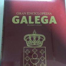 Enciclopedias de segunda mano: GRAN ENCICLOPEDIA GALLEGA TOMO XIV. Lote 233457655