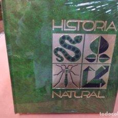 Enciclopedias de segunda mano: HISTORIA NATURAL - BIBLIOTECA CULTURAL CARROGGIO - 6 TOMOS - ENM. Lote 234551190